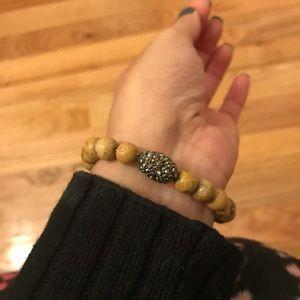 Bracelet beaded